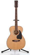 Musical Instruments:Acoustic Guitars, 1998 Ibanez PG4NT Natural Acoustic Guitar, #K98060660....