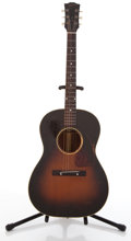 Musical Instruments:Acoustic Guitars, 1962 Gibson LG-2 Sunburst Acoustic Guitar, #N/A....