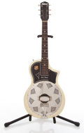 Musical Instruments:Resonator Guitars, 1950's National Reso-Phonic Pearloid Resonator Guitar #X58628....