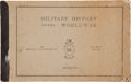 Military & Patriotic:WWI, Military History of the World War, Volume II - The Atlas....