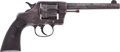 Military & Patriotic:WWI, Colt New Army Double-Action Revolver....