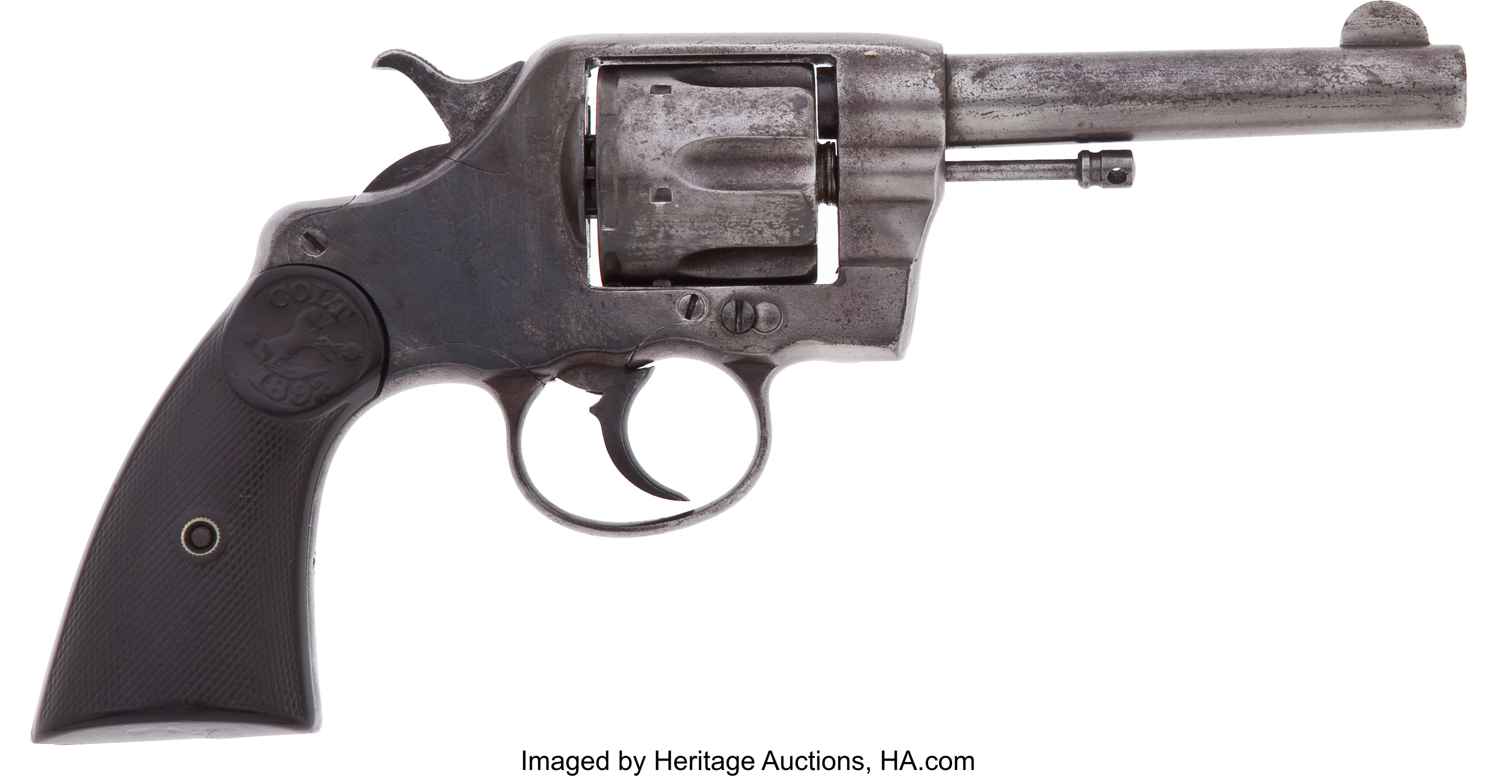 Colt Model 1892 New Army Civilian Model Double-Action