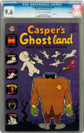 Silver Age (1956-1969):Cartoon Character, Casper's Ghostland #26 - File Copy (Harvey, 1965) CGC NM+ 9.6 Off-white to white pages.