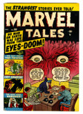 Golden Age (1938-1955):Horror, Marvel Tales #100 (Atlas, 1951) Condition: VG/FN....