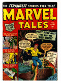 Golden Age (1938-1955):Horror, Marvel Tales #101 (Atlas, 1951) Condition: FN....