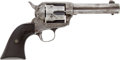 Military & Patriotic:Indian Wars, Nice Colt SAA Revolver #220318 Mfg. Very Early 1902....