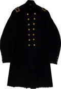 Military & Patriotic:Civil War, Civil War Colonel of Infantry Frock Coat Identified to Bradley Winslow Commanding the 186th New York Vol. Inf....
