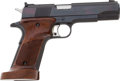 Military & Patriotic:WWII, Colt National Match Semi-Automatic Pistol and Extra Magazine.... (Total: 2 Items)