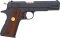 Military & Patriotic:WWII, Colt Model 1911A1 Semi-Automatic Pistol With British Proofs.... (Total: 2 Items)