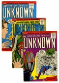 Silver Age (1956-1969):Horror, Adventures Into The Unknown Group (ACG, 1960-63) Condition: AverageGD/VG.... (Total: 18 Comic Books)
