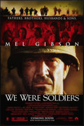 "Movie Posters:War, We Were Soldiers Lot (Paramount, 2002). One Sheets (2) (27"" X 40"").War.. ... (Total: 2 Items)"