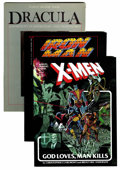Magazines:Superhero, Graphic Novels Group (Various Publishers, 1970s-90s) Condition: Average VF.... (Total: 33 Comic Books)