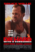 """Movie Posters:Action, Die Hard With a Vengeance (20th Century Fox, 1995). One Sheets (2)(27"""" X 40"""") DS Advance and Regular. Action.. ... (Total: 2 Items)"""