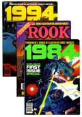 Magazines:Science-Fiction, Warren Magazine 1984, 1994 and the Rook Group (Warren, 1978-81)Condition: Average VF.... (Total: 31 Comic Books)