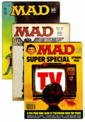 Magazines:Mad, Mad Magazines Related Group (EC, 1962-81) Condition: Average VG....(Total: 35 Comic Books)