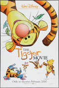 "Movie Posters:Animation, The Tigger Movie Lot (Buena Vista, 2000). One Sheets (2) (27"" X40"") DS Advance. Animation.. ... (Total: 2 Items)"