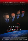 "Movie Posters:Adventure, Space Cowboys (Warner Brothers, 2000). One Sheets (2) (27"" X 40"")DS Advance and Regular Style. Adventure.. ... (Total: 2 Items)"