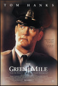 """Movie Posters:Crime, The Green Mile (Warner Brothers, 1999). One Sheet (27"""" X 40"""") DS Advance. Crime.. ..."""