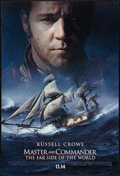 """Movie Posters:Adventure, Master and Commander Lot (20th Century Fox, 2003). One Sheets (2)(27"""" X 40"""") DS Advance Styles. Adventure.. ... (Total: 2 Items)"""