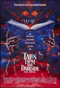 """Tales from the Darkside: The Movie (Paramount, 1990). One Sheets (2) (27"""" X 40"""") DS Advance and Regular. Horro..."""