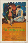 "Movie Posters:Comedy, The Shamrock and the Rose (Chadwick Pictures, 1927). One Sheet (27""X 41"") Style B. Comedy.. ..."