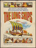 "Movie Posters:Adventure, The Long Ships (Columbia, 1964). Poster (30"" X 40""). Adventure....."