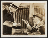 "W.C. Fields in ""Poppy"" (Paramount, 1936). Photo (8"" X 10""). Comedy"