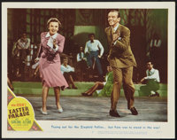 "Easter Parade (MGM, 1948). Lobby Card (11"" X 14""). Musical"