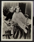 "Movie Posters:Academy Award Winners, Greta Garbo and John Barrymore in ""Grand Hotel"" (MGM, 1932). Photo(8"" X 10""). Academy Award Winners.. ..."