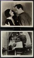 "Movie Posters:Romance, Greta Garbo in ""Mata Hari"" Lot (MGM, 1931). Photos (2) (8"" X 10"").Romance.. ... (Total: 2 Items)"
