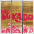 "Movie Posters:Musical, The Mikado (Warner Brothers, 1967). Door Panel Set of 3 (20"""" X 60""""). Musical.. ... (Total: 3 Items)"