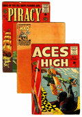 Golden Age (1938-1955):Science Fiction, EC Comics Group (EC, 1951-55).... (Total: 24 Comic Books)