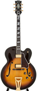 Musical Instruments:Acoustic Guitars, 1978 Gibson Super 400 Sunburst Archtop Electric Guitar, #703780703....