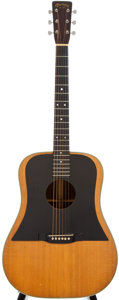 Musical Instruments:Acoustic Guitars, 1954 Martin D-28 Natural Acoustic Guitar, #141031....