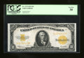 Large Size:Gold Certificates, Fr. 1173 $10 1922 Gold Certificate PCGS Very Fine 30. This note exemplifies quality within this mid-grade....