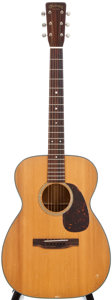 Musical Instruments:Acoustic Guitars, 1958 Martin 00-18 Natural Acoustic Guitar, #159367....