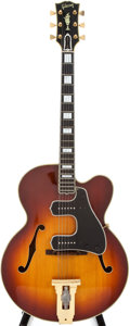 Musical Instruments:Acoustic Guitars, 1964 Gibson L5C Sunburst Acoustic Guitar, #66151....