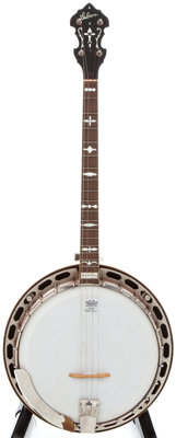 1933 Gibson TB3 Brown Stain Banjo, #9549-17