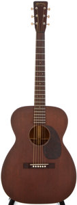 Musical Instruments:Acoustic Guitars, 1953 Martin 00-17 Natural Acoustic Guitar, #131093....