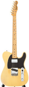 Musical Instruments:Electric Guitars, 1968 Fender Telecaster Butterscotch Electric Guitar, #221907....