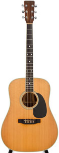 Musical Instruments:Acoustic Guitars, 1977 Martin D-35 Natural Acoustic Guitar, #388983....