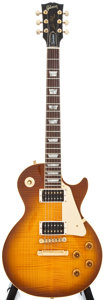 Musical Instruments:Electric Guitars, 1995 Gibson Les Paul Sunburst Electric Guitar, #92275577....