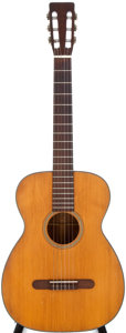Musical Instruments:Acoustic Guitars, 1955 Martin OO-18G Natural Acoustic Guitar, #144726....