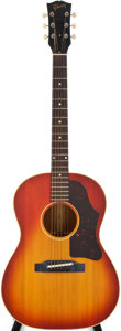 Musical Instruments:Acoustic Guitars, 1963 Gibson B25 Cherry Sunburst Acoustic Guitar, #137871....