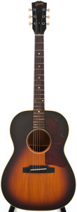 Musical Instruments:Acoustic Guitars, 1964 Gibson LG1 Sunburst Acoustic Guitar, #195306....