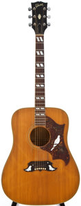 Musical Instruments:Acoustic Guitars, 1968 Gibson Dove Natural Acoustic Guitar, #966804....