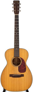 Musical Instruments:Acoustic Guitars, 1958 Martin Single 0-18 Natural Acoustic Guitar, #163662....