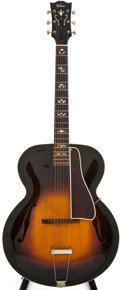 Musical Instruments:Acoustic Guitars, 1935 Gibson L7 Sunburst Archtop Acoustic Guitar, #92735....