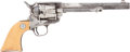 Military & Patriotic:Indian Wars, Colt SAA Revolver, .45 Caliber # 71964, Matching, Mfg 1881....