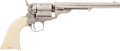 Military & Patriotic:Indian Wars, Colt SA Open Top Caliber .44 RF Revolver, #3521, with Tommy HaasSr. Restoration....